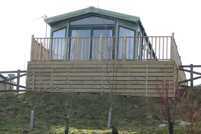Thumbnail Lodge for sale in Causey Hill Holiday Park, Hexham, Northumberland