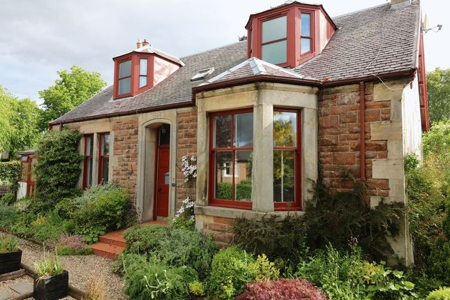 Thumbnail Detached house for sale in Broughton Road, Biggar