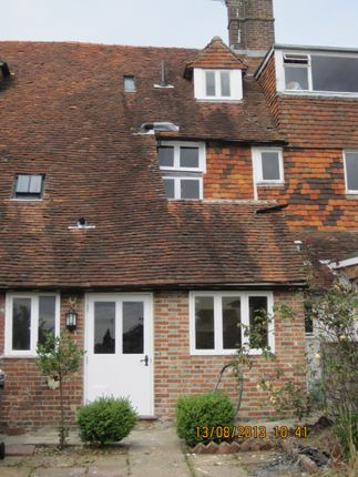 Thumbnail Cottage to rent in South Street, Rotherfield, Crowborough