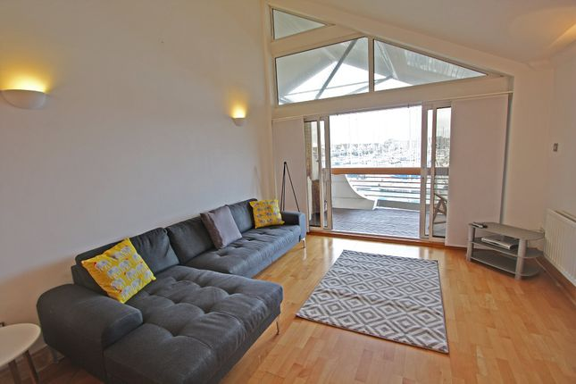 Thumbnail Flat to rent in Sonata House, Lock Approach, Port Solent