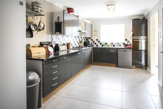 Kitchen of Devitt Way, Broughton Astley, Leicester, Leicestershire LE9