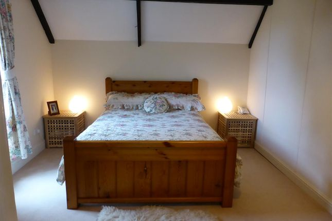 Master Bedroom of Llanfynydd, Carmarthen SA32