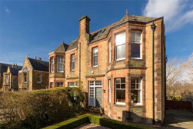 Thumbnail Semi-detached house for sale in 68 Polwarth Terrace, Polwarth, Edinburgh