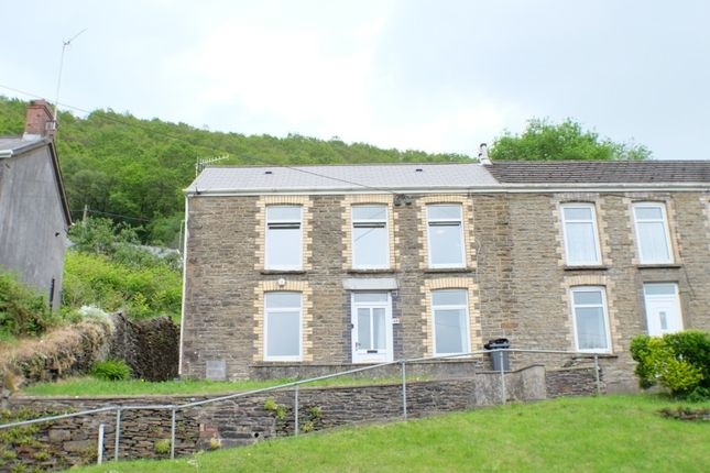 Thumbnail Semi-detached house to rent in Graig Road, Swansea