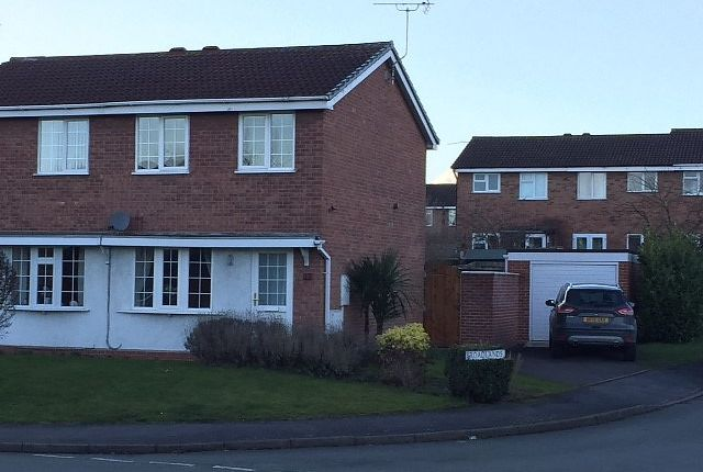 2 bed semi-detached house to rent in Broadlands, Stretton, Burton-On-Trent