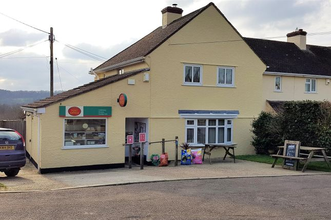 Thumbnail Retail premises for sale in Westcombes, Chardstock, Axminster