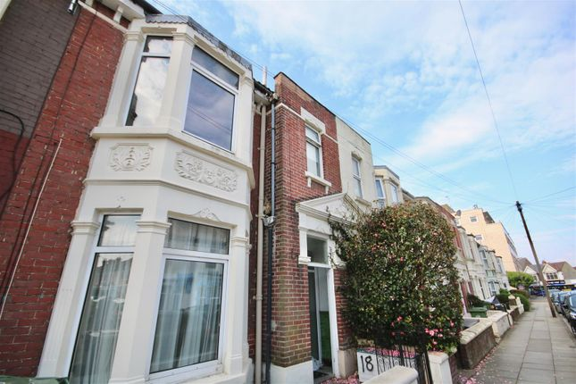 Thumbnail Terraced house to rent in Montague Road, North End, Portsmouth