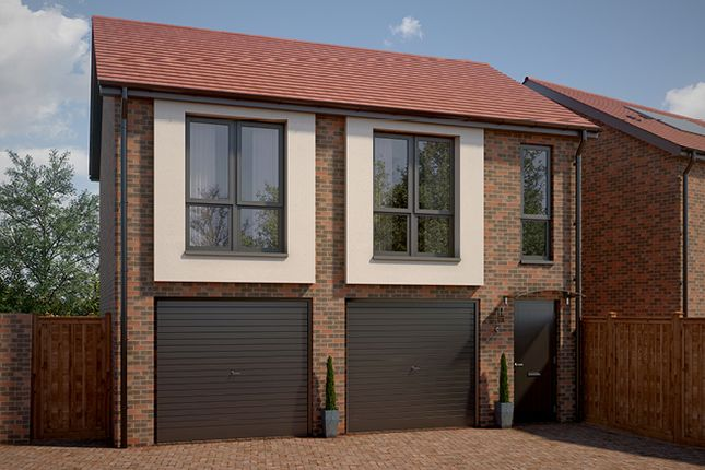 Thumbnail Flat for sale in The Fairfield, Godington Way, Ashford, Kent