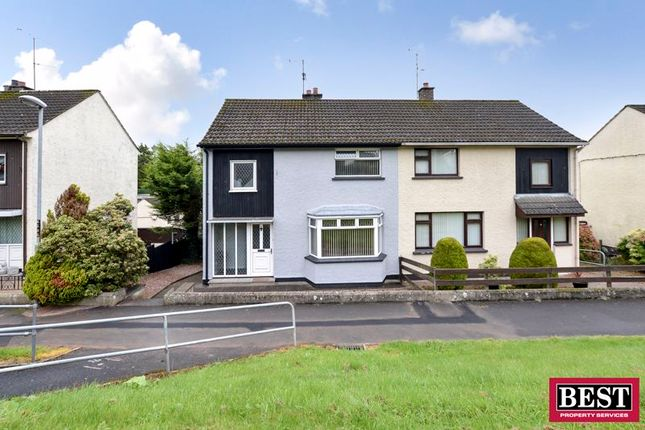 Thumbnail Semi-detached house for sale in Cunninghams Lane, Bush, Dungannon
