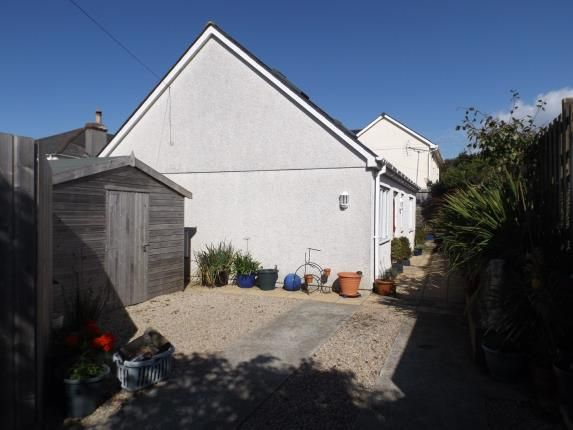 Thumbnail Bungalow for sale in Camborne, Cornwall, .