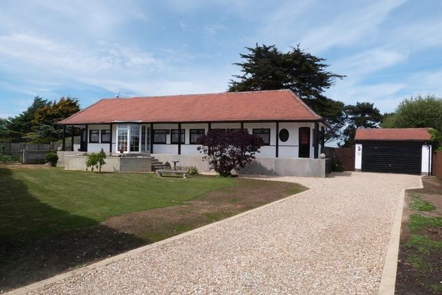 Thumbnail Bungalow for sale in Park Lane, Selsey, Chichester