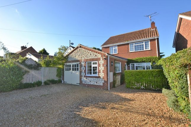 Thumbnail Detached house for sale in Docking Road, Ringstead, Hunstanton, Norfolk.