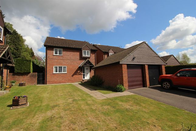 4 bed detached house for sale in Church View, Chippenham SN15