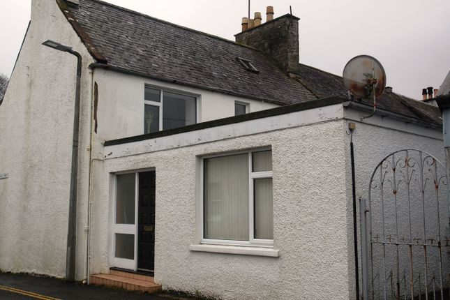 Thumbnail Town house for sale in 2 Victoria Street, Gatehouse Of Fleet