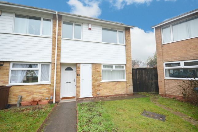 3 bed end terrace house for sale in Nethercote Gardens, Shirley, Solihull