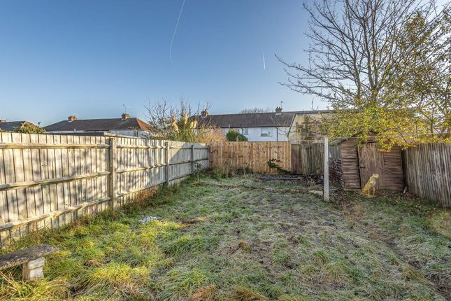 Garden View of Wexham Road, Slough SL2