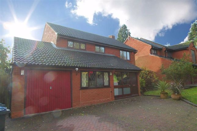Thumbnail Detached house for sale in Over Mill Drive, Selly Park, Birmingham