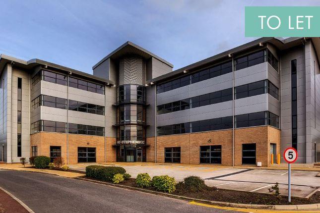 Thumbnail Office to let in Stephenson Way, Liverpool