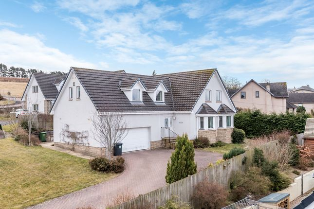 Thumbnail Detached house for sale in Slatefield Rise, Forfar