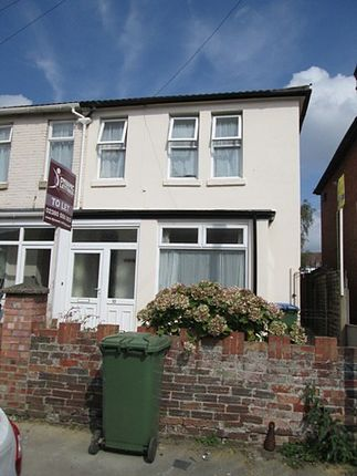 Thumbnail Property to rent in Harefield Road, Swaythling, Southampton