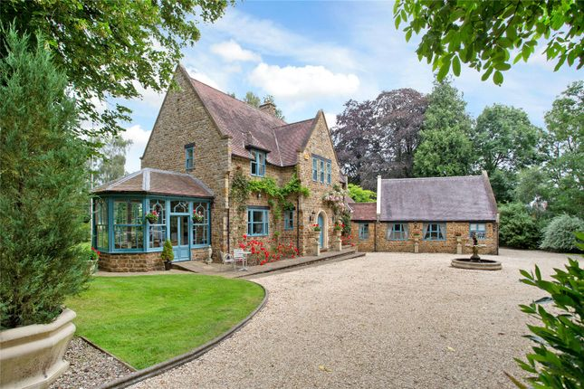 Thumbnail Detached house for sale in Fawsley, Daventry, Northamptonshire