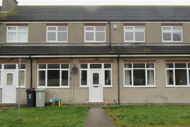 Thumbnail Terraced house to rent in Warner Close, Winthorpe, Skegness, Lincolnshire