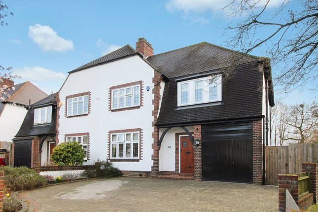 Thumbnail Semi-detached house for sale in Kingsway, Petts Wood, Orpington