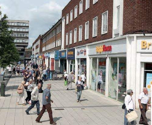 Thumbnail Retail premises to let in Billingham Town Centre, Stockton On Tees