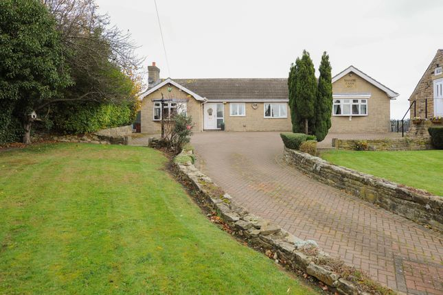 Thumbnail Detached bungalow for sale in Church Street North, Old Whittington, Chesterfield