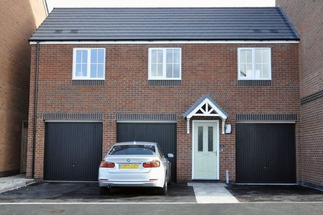 Thumbnail Flat for sale in Meadow Street, Walsall