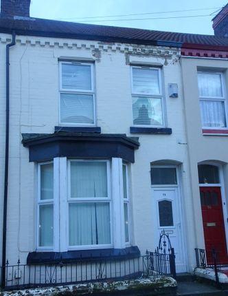 Thumbnail Terraced house for sale in Hannan Road, Kensington, Liverpool