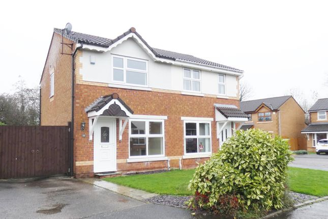 2 bed semi-detached house to rent in Roseberry Avenue, Cottam, Preston PR4