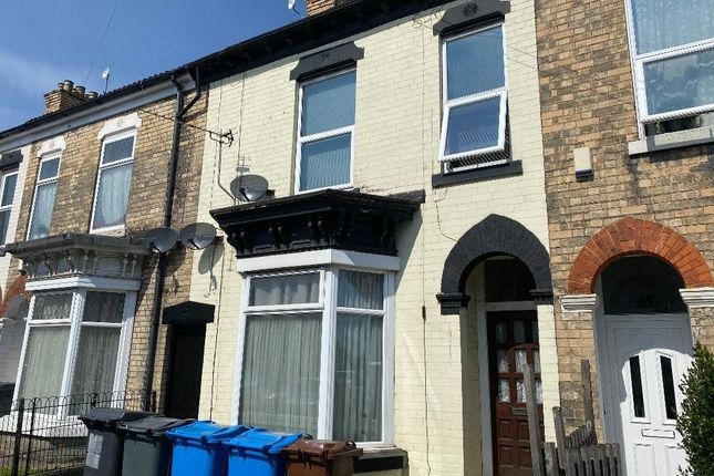 Thumbnail Flat for sale in Pendrill Street, Kingston Upon Hull