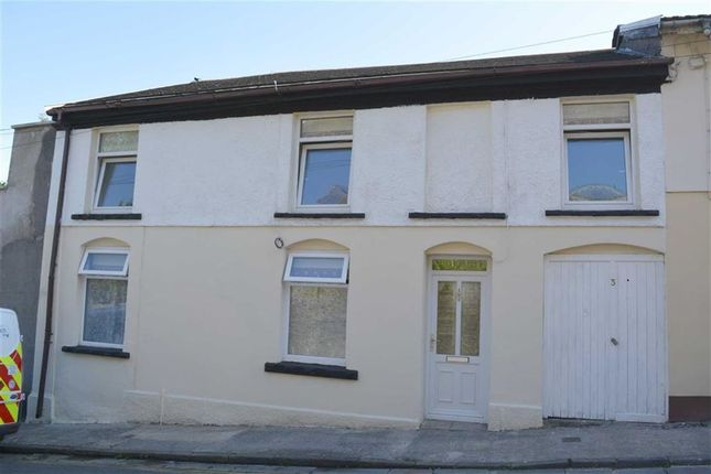 Thumbnail Terraced house for sale in Griffiths Street, Aberdare, Rhondda Cynon Taf