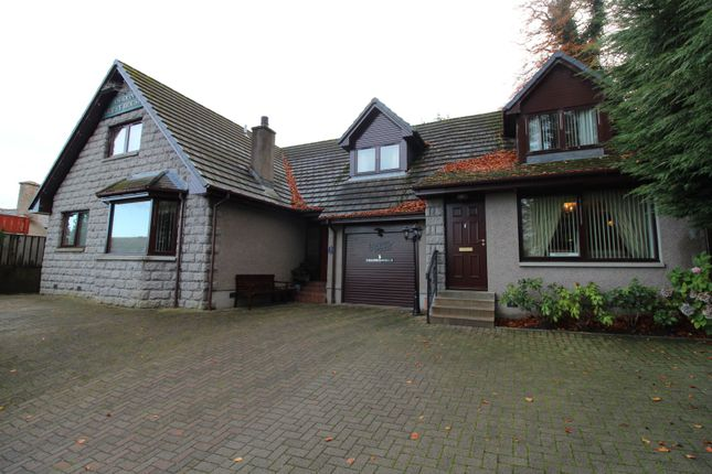 Thumbnail Detached house for sale in Old Kemnay Road, Inverurie