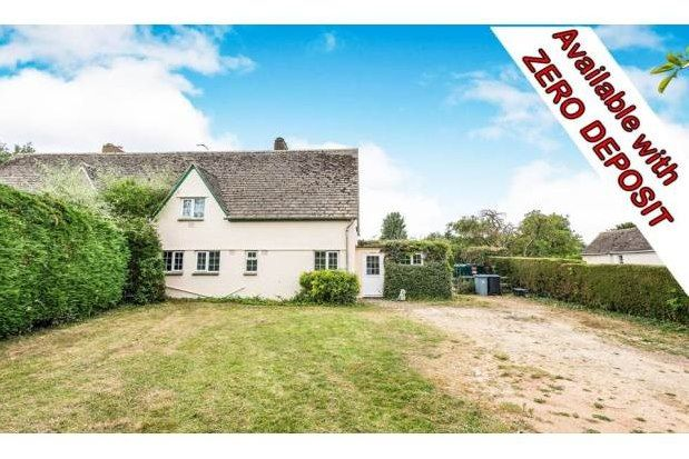 Thumbnail Property to rent in Barns Close, Witney