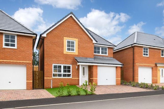"""Thumbnail Detached house for sale in """"Denby"""" at Wheatley Hall Road, Doncaster"""