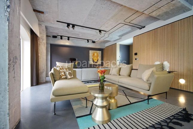 Thumbnail Flat to rent in Ransomes Dock, Battersea