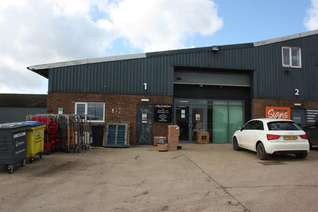 Thumbnail Industrial to let in Ketton Road, Oakham
