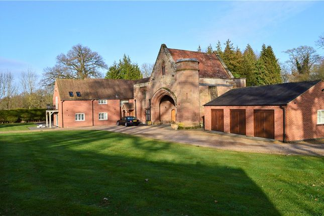 Thumbnail Detached house for sale in Coventry Road, Stoneleigh, Coventry, Warwickshire
