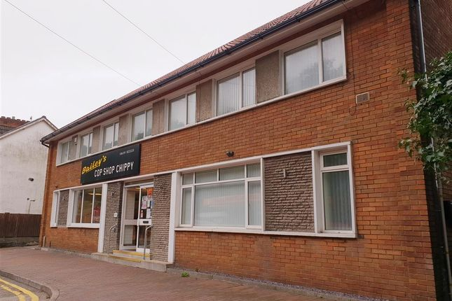 Thumbnail Flat to rent in Neath Road, Briton Ferry, Neath