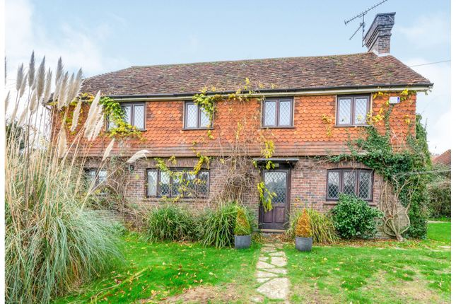 Thumbnail Detached house to rent in Drungewick Lane, Loxwood, Billingshurst