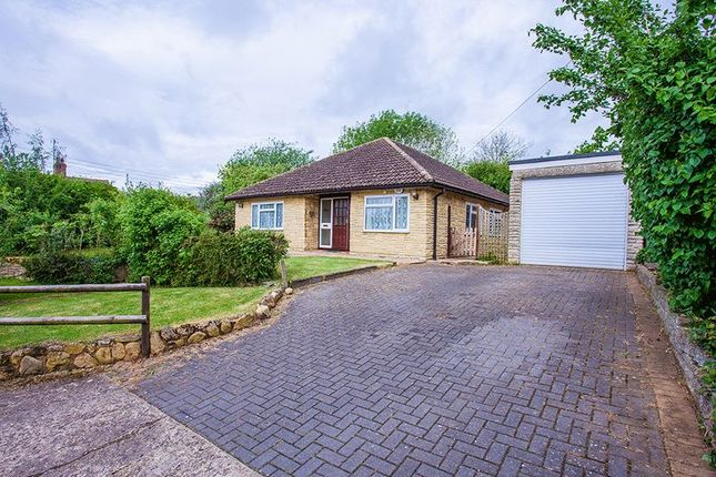 Thumbnail Detached bungalow for sale in The Gardens, Adstock, Buckingham