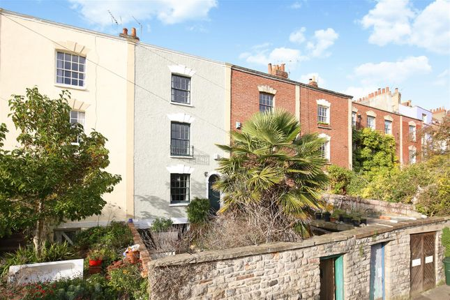 Thumbnail Town house for sale in York Road, Montpelier, Bristol