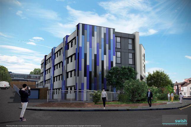 1 bed flat for sale in Nottingham Road, Stapleford, Nottingham