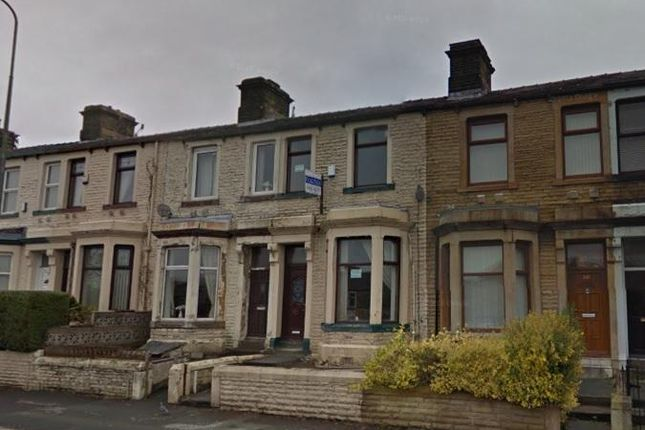 Thumbnail Terraced house to rent in Padiham Road, Burnley, Lancashire