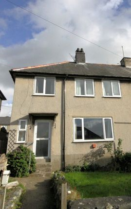 Thumbnail Semi-detached house for sale in Godre'r Gaer, Llwyngwril
