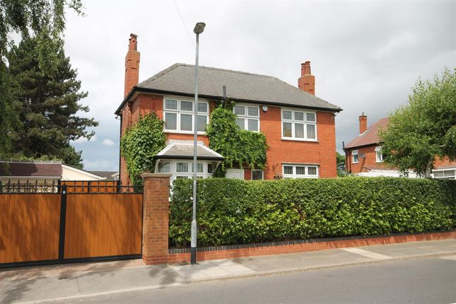 3 bed detached house for sale in Ellesmere Road, Forest Town, Mansfield
