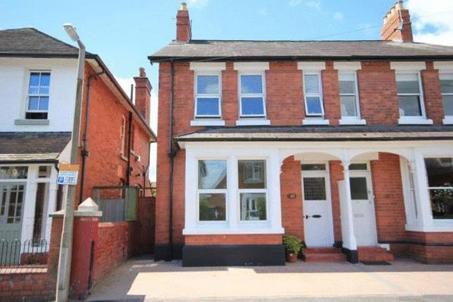 3 bed semi-detached house to rent in St. Guthlac Street, Hereford HR1