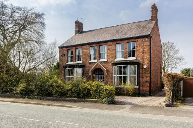 Thumbnail Flat for sale in Crewe Road, Wistaston, Nantwich, Cheshire